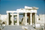 Propylaea - entrance to the Acropolis